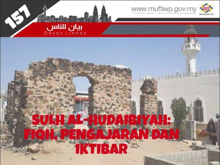 Pejabat Mufti Wilayah Persekutuan - BAYAN LINNAS SIRI KE-157