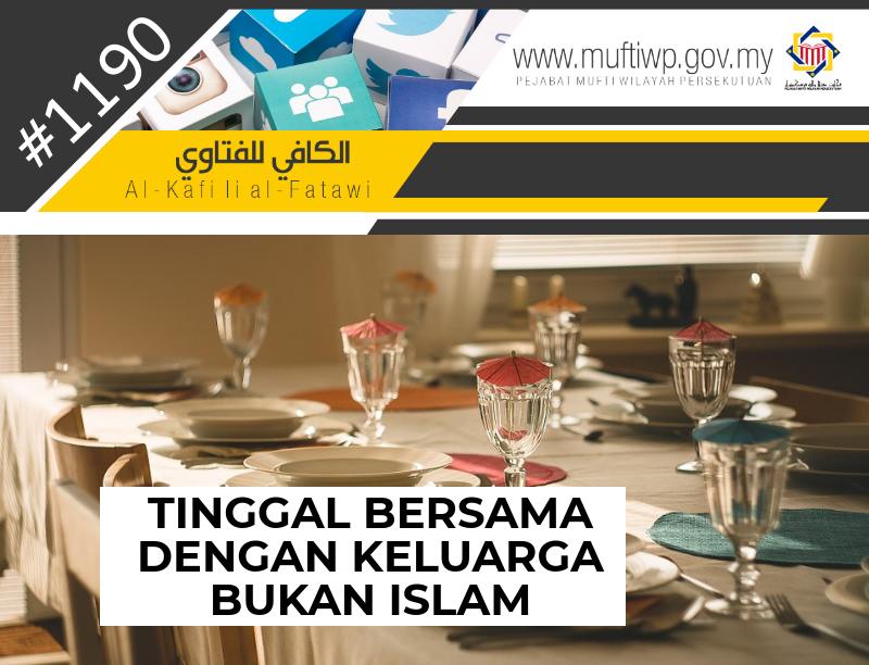 gambar tinggal bersama dengan keluarga bukan islam