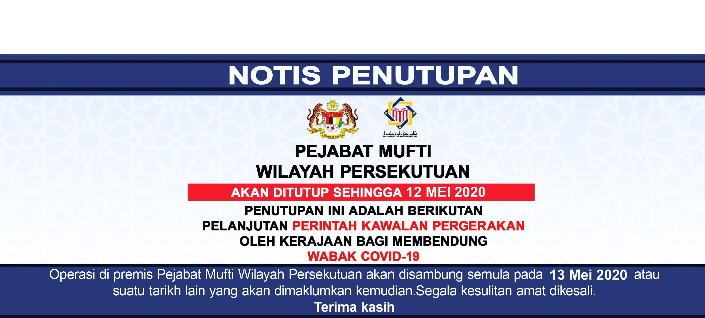Pejabat Mufti Wilayah Persekutuan Mohd Radzi Bin Baharin